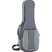 Tom and Will Ukulele Gigbag - Three Tone Grey