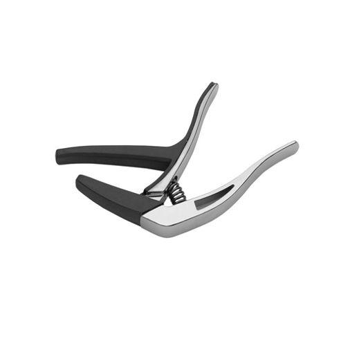 Rocket SCPX-CU Curved Trigger Capo - Chrome