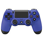 Dual Shock 4 Wave Blue Controller (PS4)