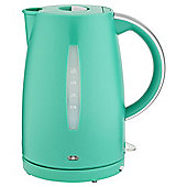 Tesco JKEG15 Emerald Plastic Kettle