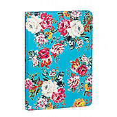 iPad Mini Case Blue Roses