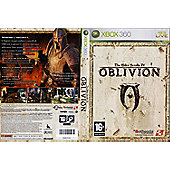 The Elder Scrolls 4 - Oblivion (IV) - Xbox-360