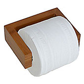 Wireworks Arena Bamboo Toilet Roll Holder - Bamboo