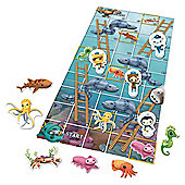 Octonauts Sea Eels and Ladders Game