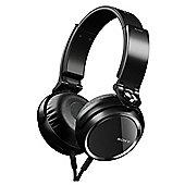Sony MDR-XB600 Overhead Headphones - Black