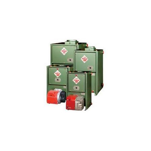 Firebird Standard Efficiency Non-Condensing Popular 120/150 Boilerhouse Oil Boiler 45kW