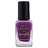 Barry M Nail Paint 303 - Bright Purple