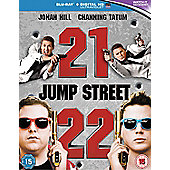 21 Jump Street & 22 Jump Street (Blu-ray)