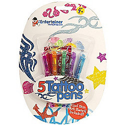 The Entertainer Tattoo Pens