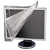 "Hama 17""/19"" Wide Screen Monitor Dust Cover - Transparent"