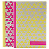 Tesco Neon A5 Pack of 2 Exercise Books