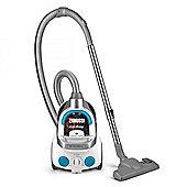 Zanussi ZAN7635EL 1550w ErgoEasy Bagless Cylinder Pet Vacuum Cleaner