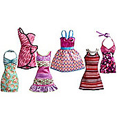 Barbie Fashions Various Styles and Colours