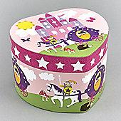 Floss & Rock Princess Musical Jewellery Box