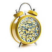 Despicable Me Minions Mini Twinbell Alarm Clock