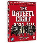 The Hateful Eight DVD