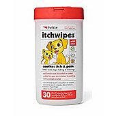 Petkin Itch Wipes 30 Pack