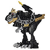 Power Rangers Dino Supercharge Deluxe Black T Rex Zord
