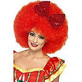 Women's Large Clown Wig