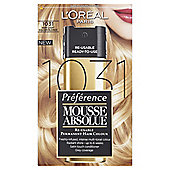 L'Oréal Mousse Absolue 1031 Light Golden Blonde