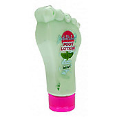 Pretty The Foot Factory Foot Lotion In Mint 177ml