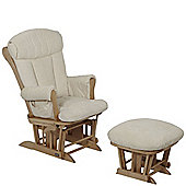 Tutti Bambini Rose Glider Chair - Natural