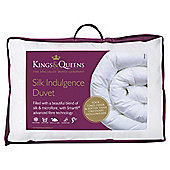 Kings & Queens Silk Indulgence Duvet Single, 10.5 Tog