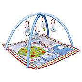 Red Kite Hello Ernest Playgym, Blue