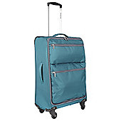 Revelation by Antler Skye 4-Wheel Suitcase, Teal Medium