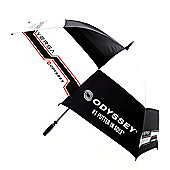 "Odyssey Golf Mens Versa Double Canopy 68"" Umbrella"