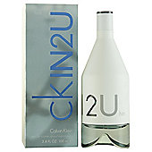 Calvin Klein IN2U Him Eau de Toilette 100ml Spray
