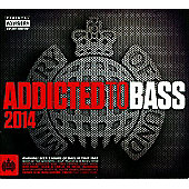 Ministry Of Sound: Addicted To Bass 2014 (3CD)