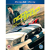 Need For Speed Blu Ray