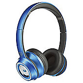 Monster N-Tune Headphones Candy Blue