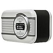 View Quest Christie DAB/DAB+/FM Radio with Bluetooth Speaker Black