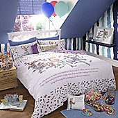 Charlie and the Chocolate Factory Double Duvet