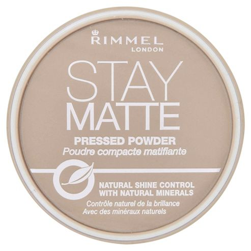 Rimmel Stay Matte Pressed Powder Sandstorm