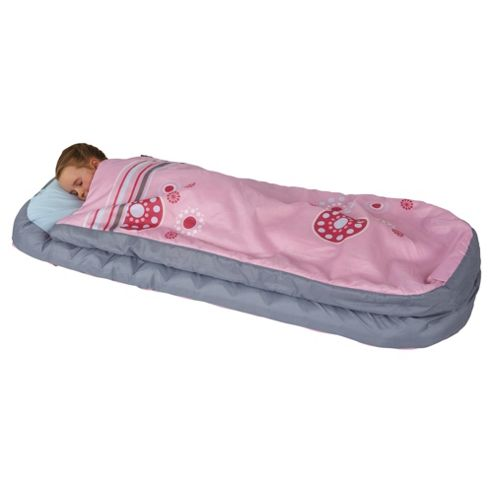 Pink Swirl Junior Ready Bed