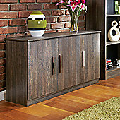 Welcome Furniture Living Room 3 Door Unit - Panga