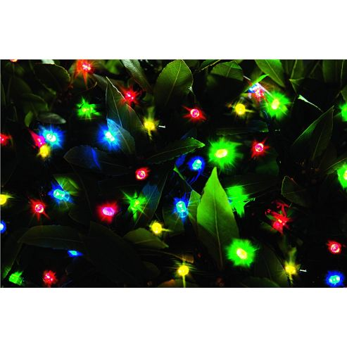 Buy Gardman 96 Battery LED String Lights with Memory Timer - Multi from our All Christmas range ...