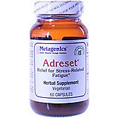 Metagenics Adreset Relief for Stress-Related Fatigue 60 Capsules