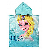 Disney Frozen Hooded Poncho Towel