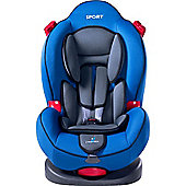 Caretero Sport Classic Car Seat (Blue)