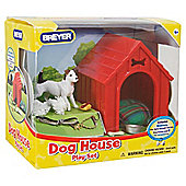Hornby Breyer Dog House Animal Play Set