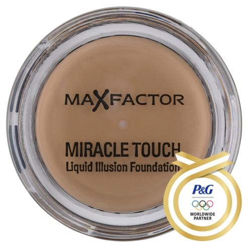 Max Factor Miracle Touch Fc Cpt 075 Golden