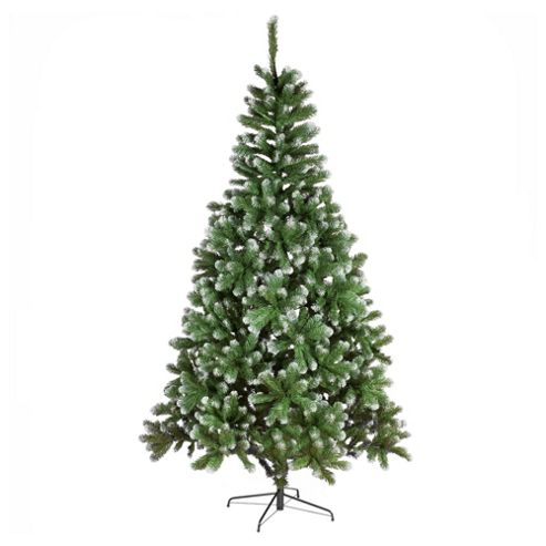buy 8ft christmas tree frosted emperor from our christmas. Black Bedroom Furniture Sets. Home Design Ideas