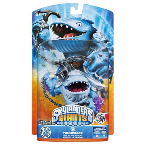 Skylanders Giants - Giant Single Character - Thumpback