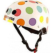 Kiddimoto Helmet Medium (Pastel Dotty)