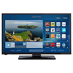 Digihome 32/278 32 Inch Smart WiFi Built In HD Ready 720p LED TV with Freeview HD