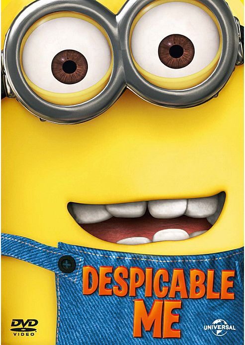 Despicable Me - DVD + Uv Copy